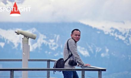 ดร. พงศ์ธร ธาราไชย สร้างสมดุลชีวิตในงานและสุขภาพ