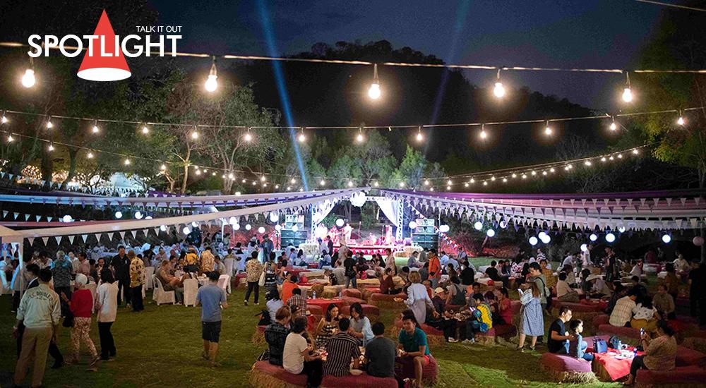 Harvest Festival 2019 ที่ไร่องุ่นไวน์ 'กราน-มอนเต้'