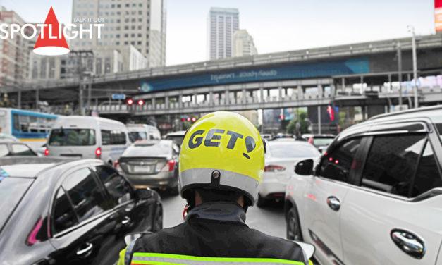 """""""เก็ท"""" พร้อมเปิดให้บริการในพื้นที่กรุงเทพฯ"""
