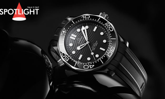 OMEGA Seamaster Diver 300M เรือนเวลาเลื่องชื่อ