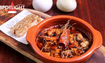 โฮล่าสเปน อาหารจานเด็ดของเมืองกระทิงดุ
