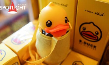 เปิดแล้ว!!! B.Duck Pop Up Store ลิขสิทธิ์แท้จากฮ่องกง