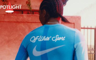 """คอลเล็กชั่น Nike c/o Virgil Abloh """"Athlete in Progress"""""""