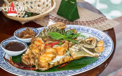 ตระการตากับเสน่ห์อาหารไทยรสเลิศ ริมทะเลอันดามัน